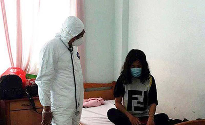 Bệnh nhân viêm phổi thứ ba xuất viện
