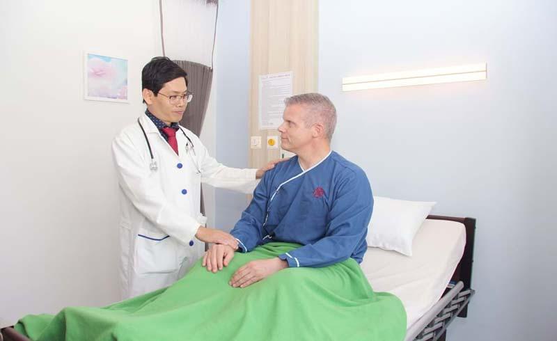 Bệnh viện Gia An 115 miễn phí khám và tư vấn nhân ngày Thầy thuốc Việt Nam
