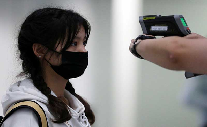 Máy đo thân nhiệt có thể bỏ lọt người nhiễm corona