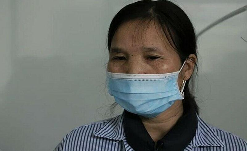 Lời xin lỗi của người mẹ nhiễm virus corona