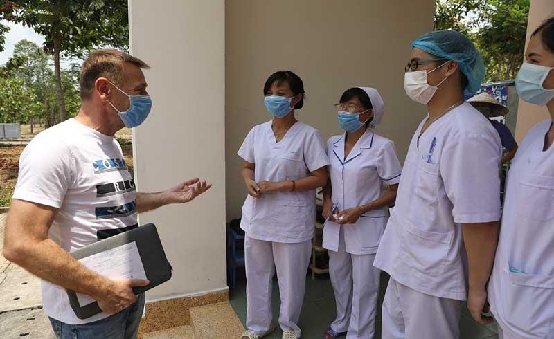 Bệnh nhân Czech 'cảm ơn Việt Nam' khi xuất viện