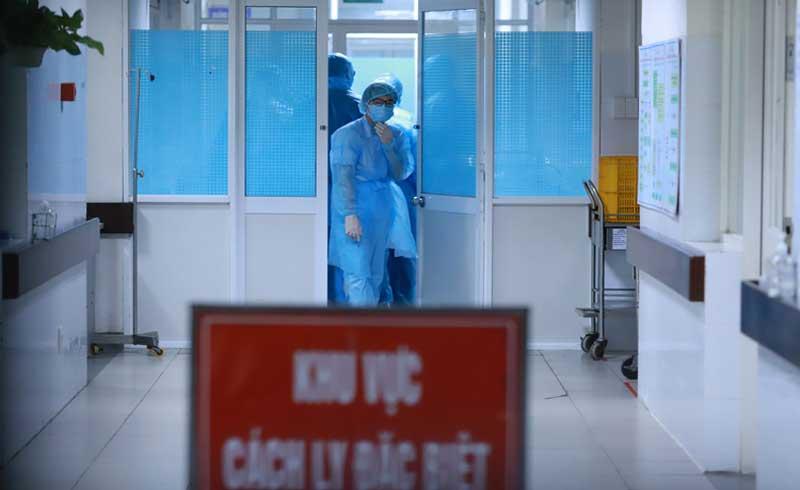 Việt Nam ghi nhận ca nhiễm nCoV thứ 35