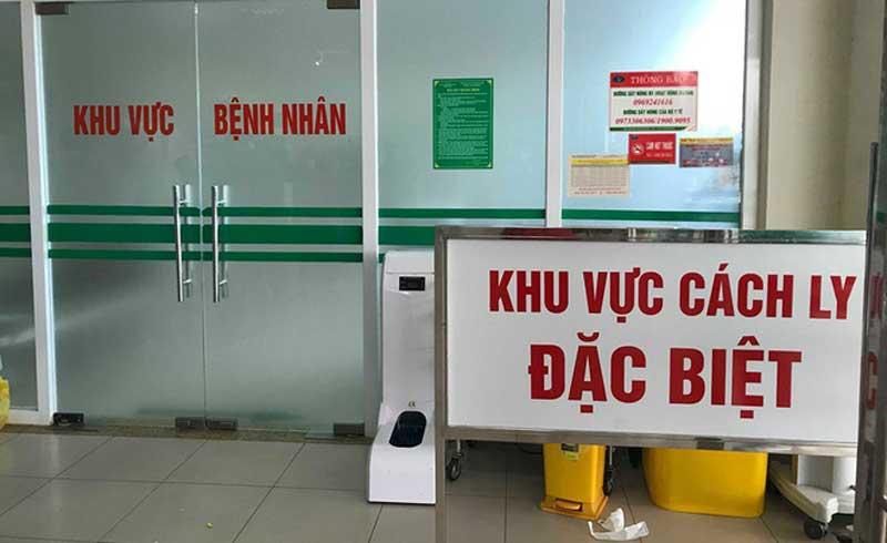 100 ca nghi nhiễm tại Việt Nam