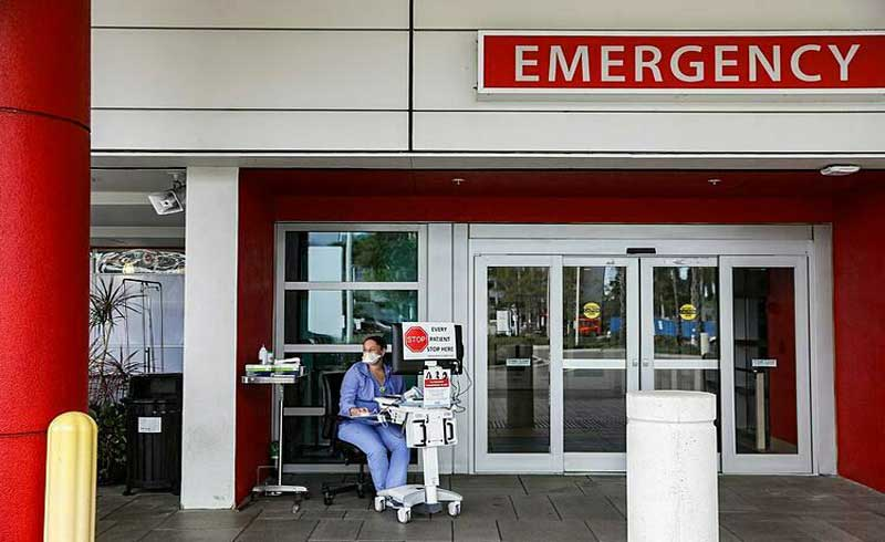 Hai bác sĩ cấp cứu Mỹ nguy kịch do nhiễm nCoV