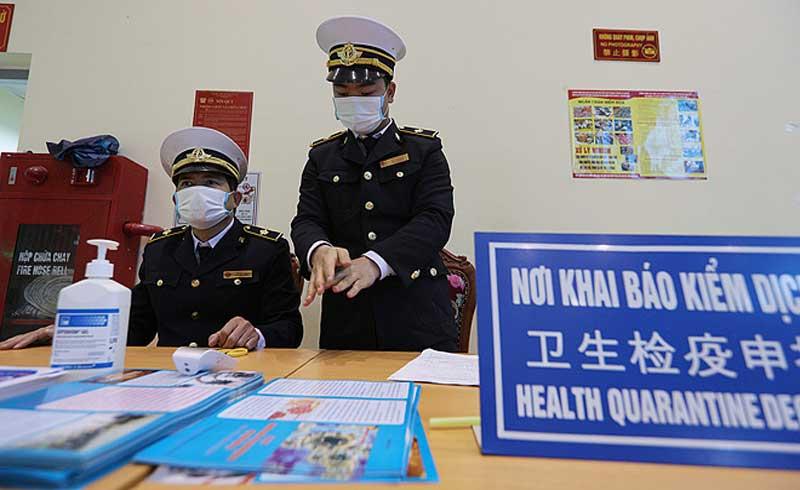 Khách nhập cảnh từ EU, Campuchia phải khai y tế