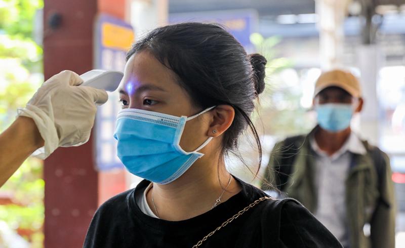 Người Sài Gòn sẽ bị phạt nếu không đeo khẩu trang