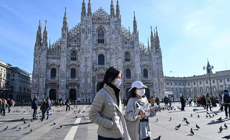 WHO: Nhật, Hàn, Iran, Italy là điểm nóng Covid-19