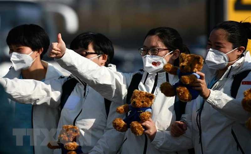 Trung Quốc khẳng định sẽ kiểm soát được làn sóng thứ 2 của COVID-19