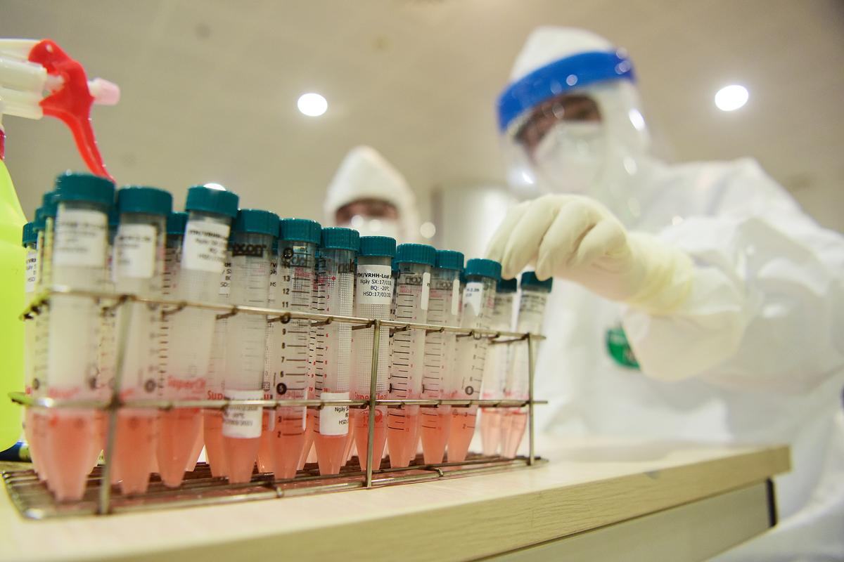 Việt Nam ghi nhận ca bệnh số 107-113 mắc Covid-19