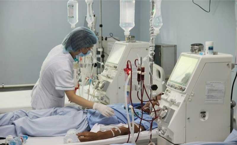 Nguy cơ nhiễm nCoV ở bệnh nhân chạy thận