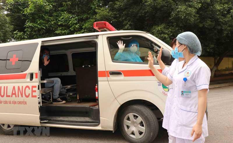 Gần 60% bệnh nhân mắc COVID-19 ở Việt Nam đã được điều trị khỏi