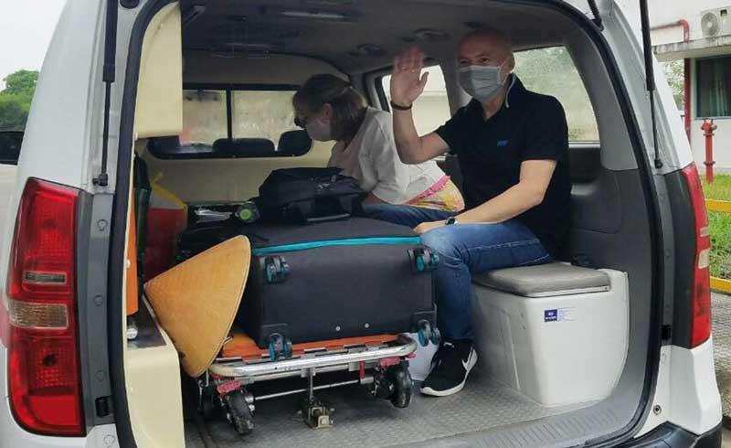 Hai bệnh nhân nCoV cuối cùng ở Huế xuất viện