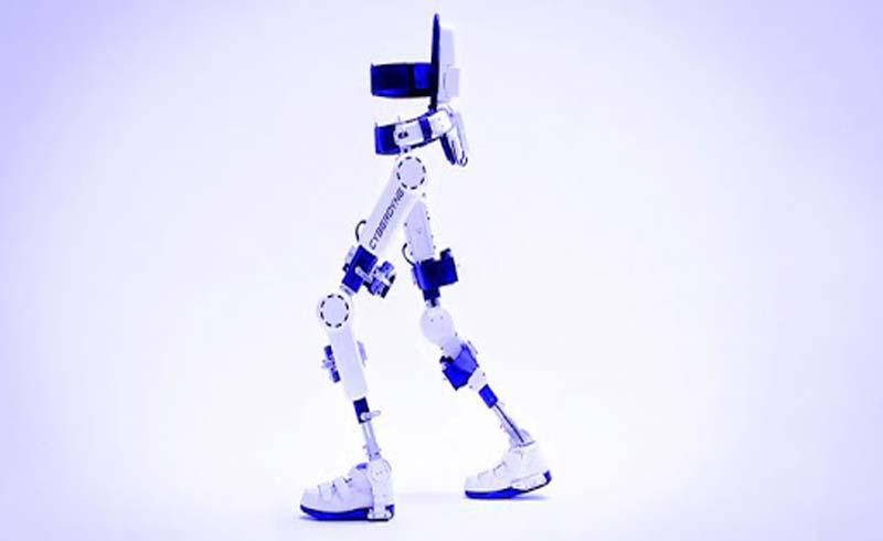 Robot sử dụng sóng não để tăng sức mạnh cho cơ bắp