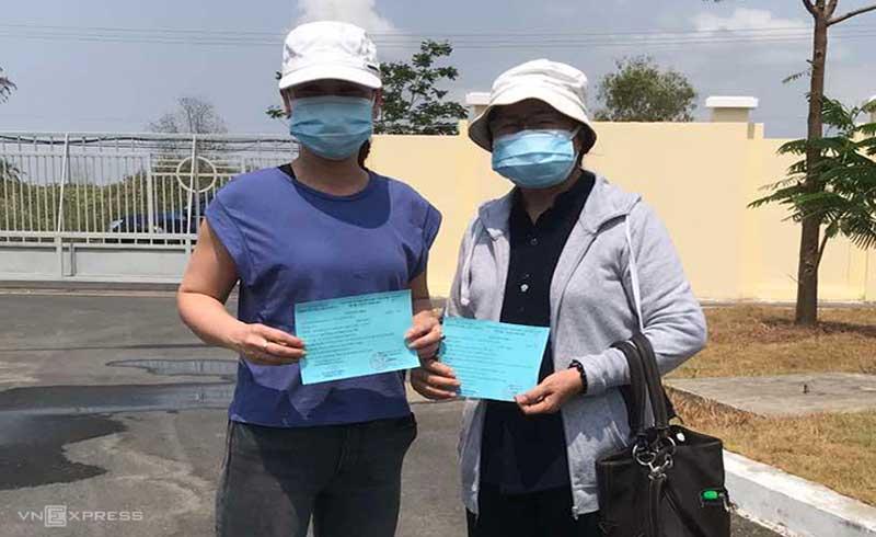 Thêm 2 bệnh nhân TP HCM xuất viện