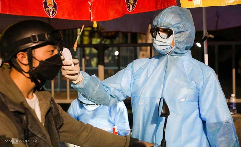 TP HCM 8 ngày không ghi nhận ca nhiễm mới