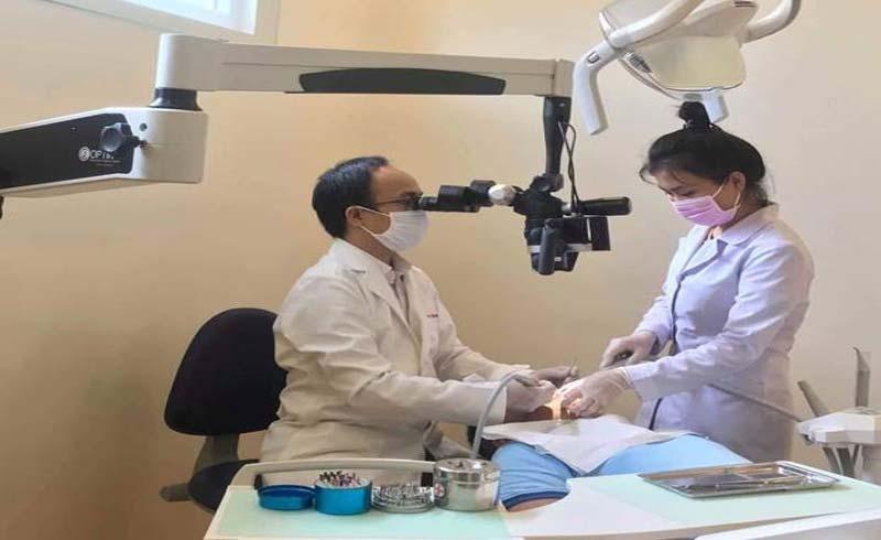 Bác sĩ Việt theo đuổi nguyên tắc chăm sóc răng miệng của người Nhật