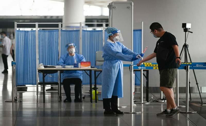 nCoV tại Bắc Kinh lây lan mạnh hơn chủng ở Vũ Hán