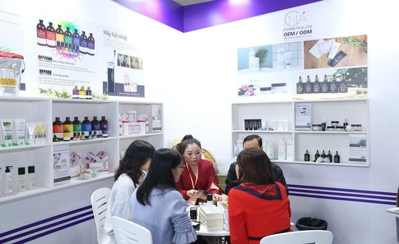 Khám phá xu hướng làm đẹp Châu Á tại Beautycare Expo 2020
