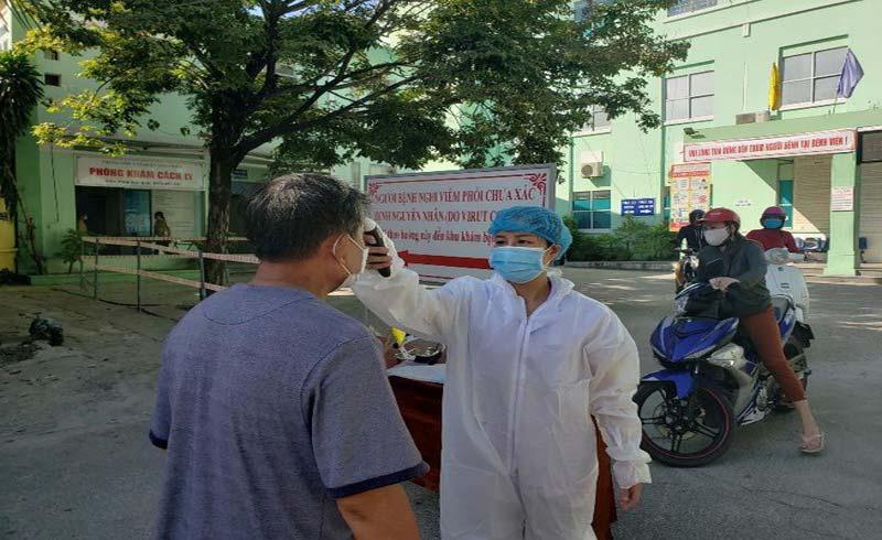 Thêm 45 người Đà Nẵng nhiễm nCoV