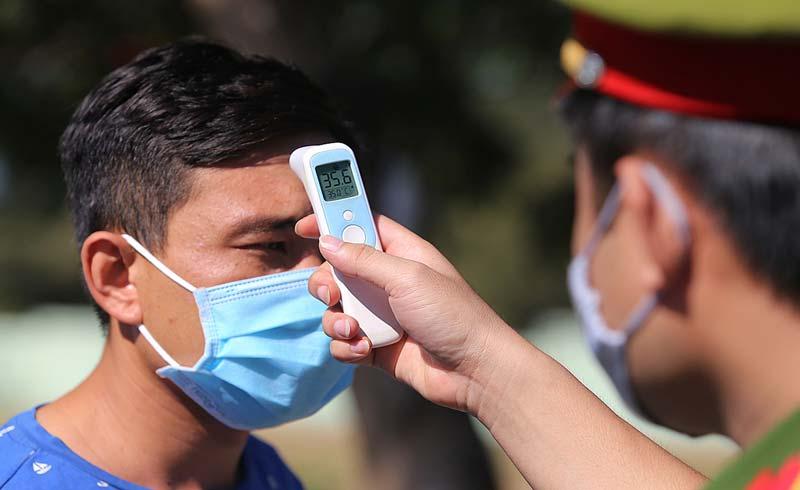 Thêm 8 người Đà Nẵng, một người Hà Nội nhiễm nCoV