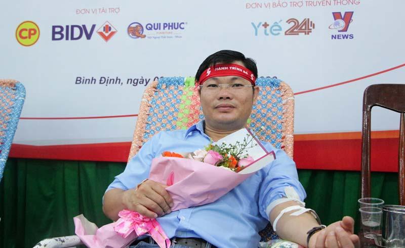 Chia sẻ xúc động của những người trao đi 'giọt máu hồng' tại Bình Định
