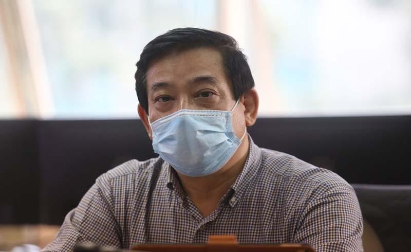 Ông Lương Ngọc Khuê: 'Bệnh nhân Covid-19 Đà Nẵng trở nặng quá nhanh'
