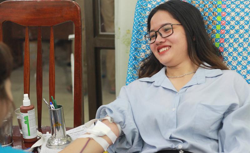 Đi được nửa chặng đường, Hành trình Đỏ 2020 thu về 18.000 đơn vị máu