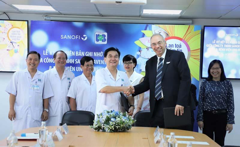 Sanofi và những nỗ lực không ngừng trong lĩnh vực điều trị ung thư tại Việt Nam