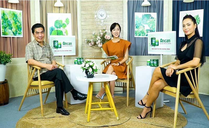 Thúy Hạnh chia sẻ cách phòng ngừa u bướu sau tuổi 30