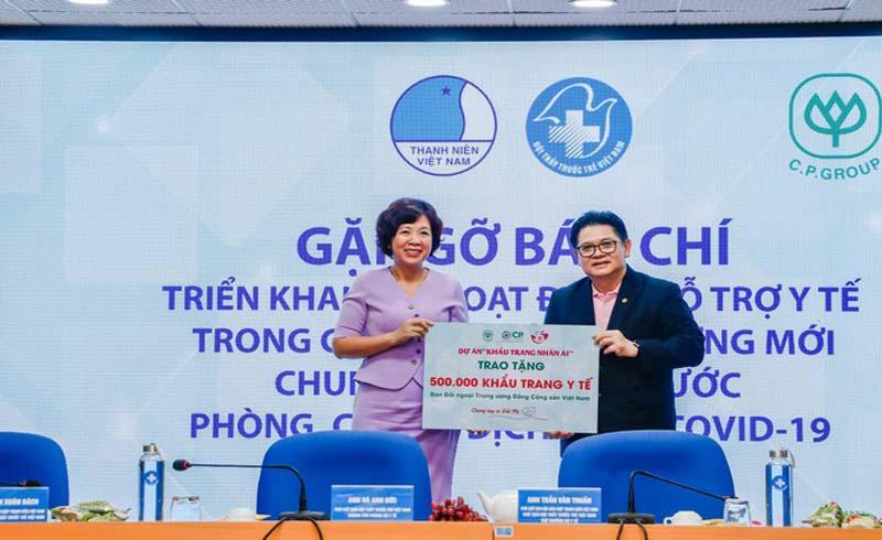 Chi viện khẩn cấp nửa triệu khẩu trang y tế cho Đà Nẵng phòng dịch