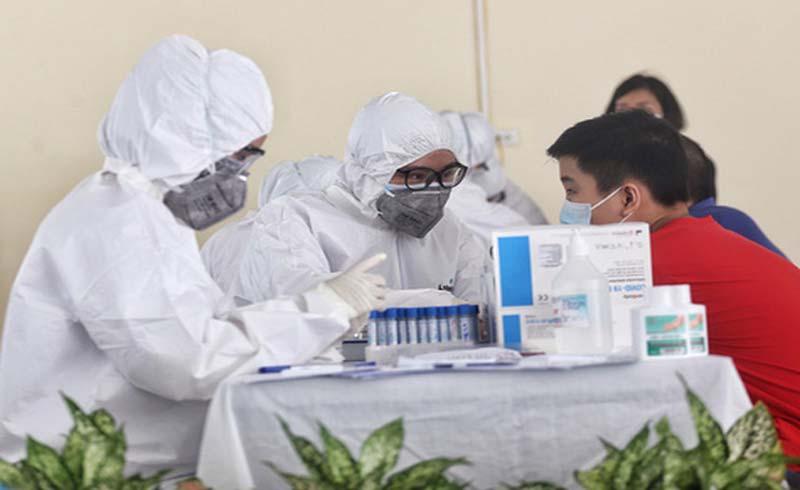 Thêm 1 bệnh nhân COVID-19, Việt Nam 621 ca