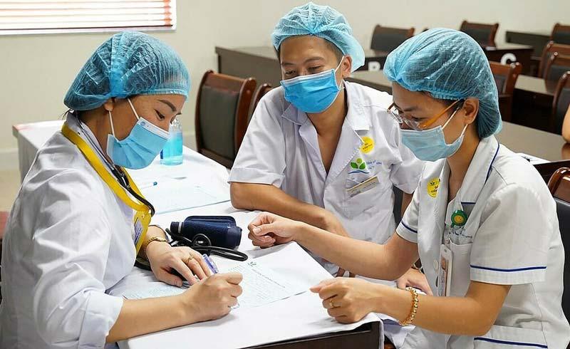 Bệnh viện cạn máu cho bệnh nhân
