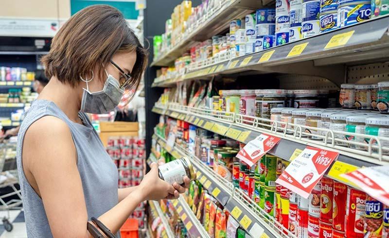 Cách nhận biết thức ăn đóng hộp nhiễm khuẩn