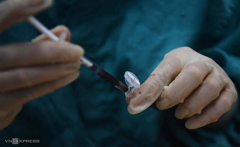 Vaccine Covid-19 Việt Nam thử nghiệm trên người trong tháng 11