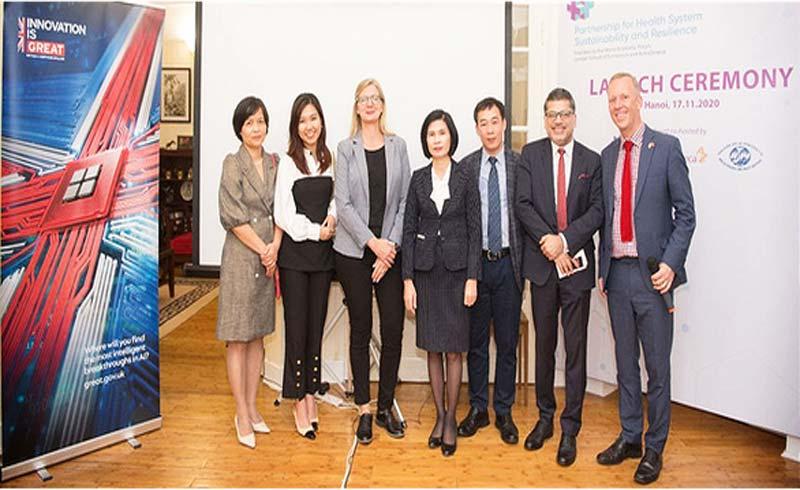 Việt Nam là nước châu Á duy nhất tham gia thí điểm dự án củng cố hệ thống y tế toàn cầu