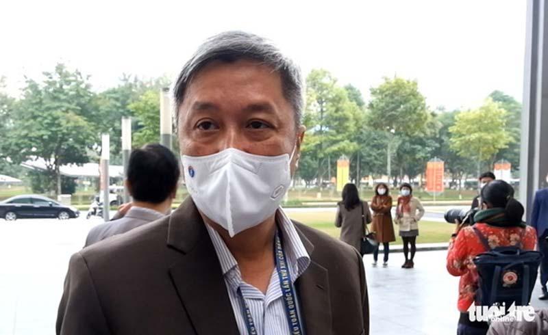 Thứ trưởng Nguyễn Trường Sơn: Ưu tiên 'càn quét' diện rộng tìm người mắc thay vì tìm F0