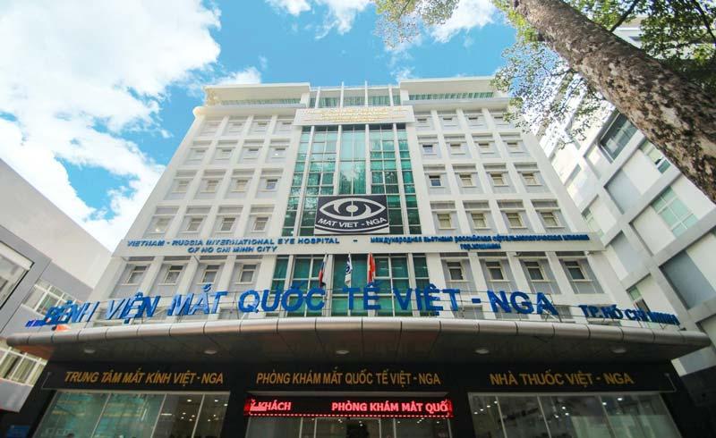 Top bệnh viện Mắt Quốc tế đạt chuẩn và nhận danh hiệu chất lượng tại Việt Nam
