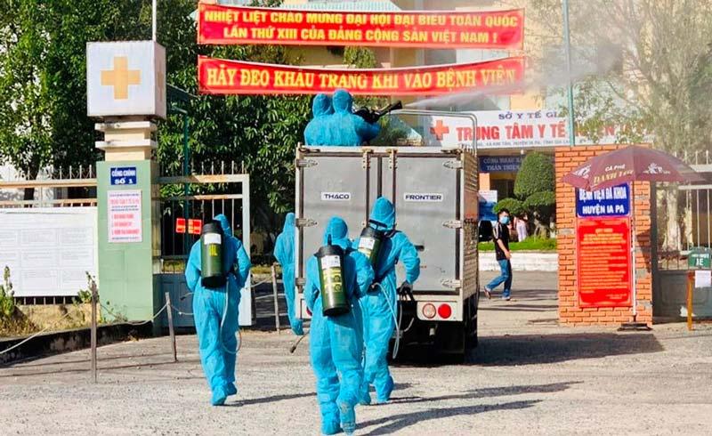 Bộ Y tế lập Đoàn công tác phòng chống COVID-19, khẩn trương ứng phó tại Gia Lai