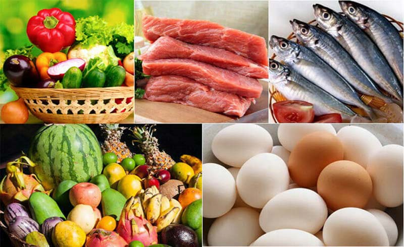 Dinh dưỡng khoa học giúp tăng cường hệ miễn dịch