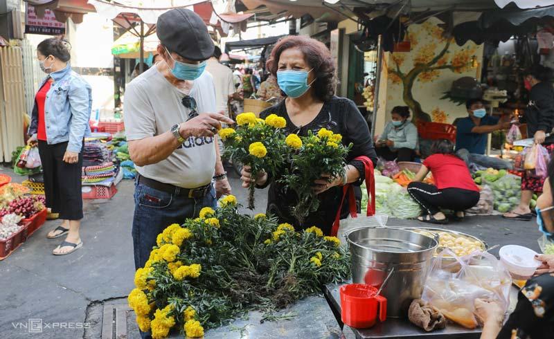 Phòng ngừa lây nhiễm nCoV khi đi chợ