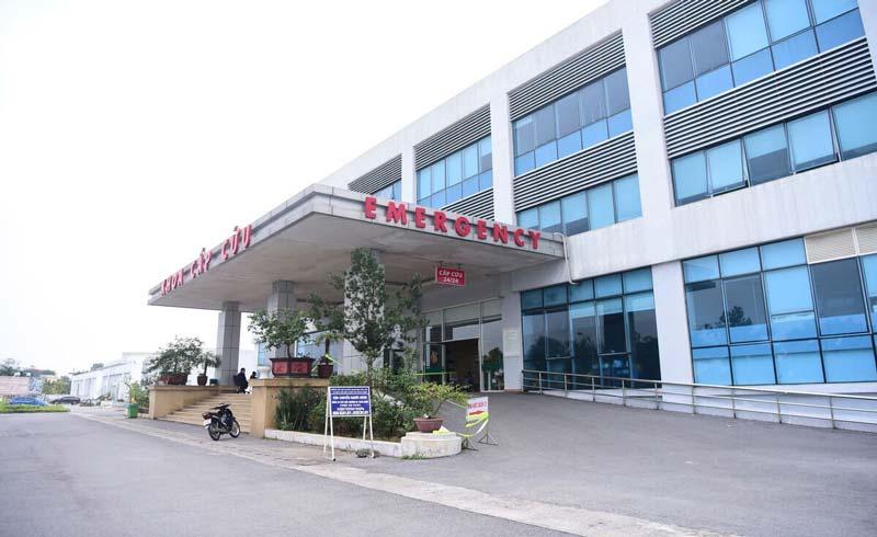 Thêm 8 ca Covid-19 ở Bệnh viện Bệnh nhiệt đới Trung ương