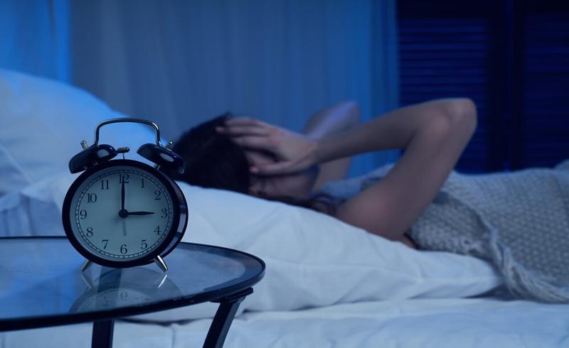 Chứng rối loạn giấc ngủ gia tăng